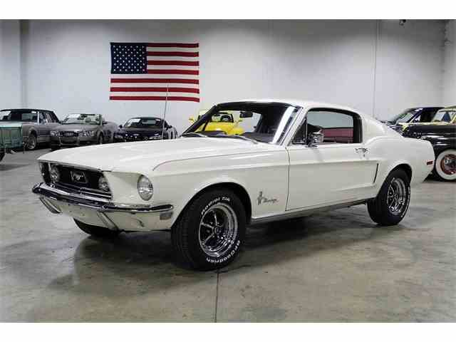 1968 Ford Mustang | 1006912