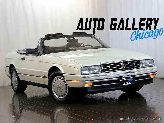 1988 Cadillac Allante | 1000692