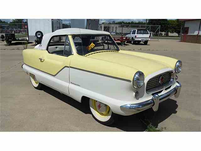 1960 Nash Metropolitan | 1006941