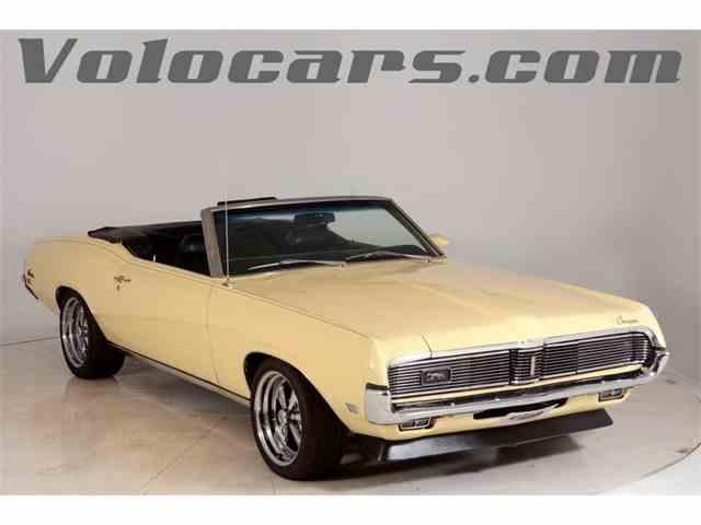1969 Mercury Cougar   1006955