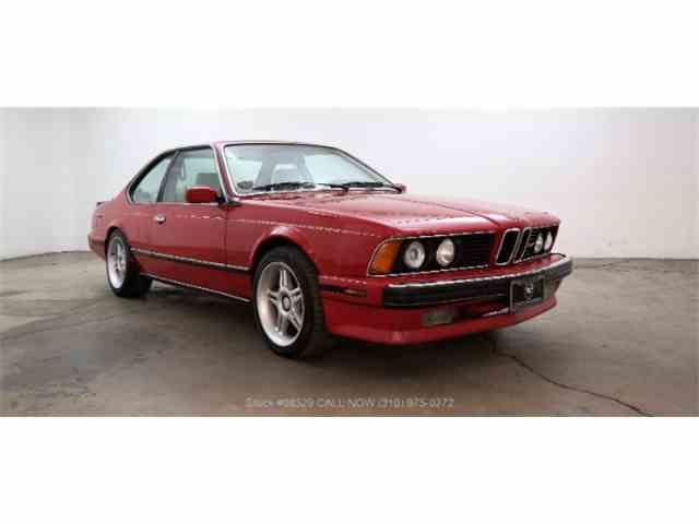 1988 BMW M6 | 1006965