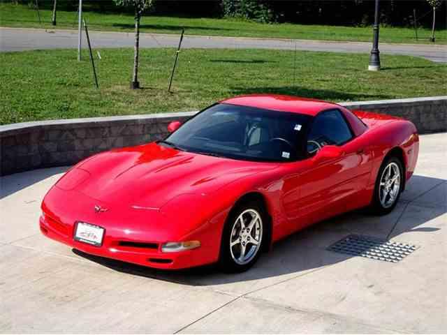 1999 Chevrolet Corvette | 1006970
