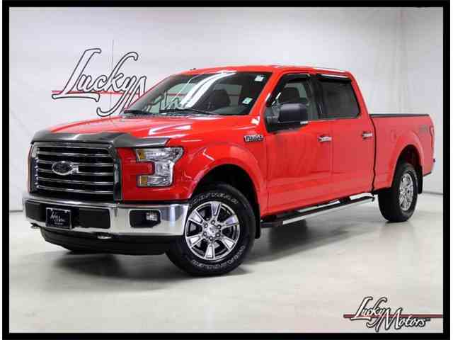 2015 Ford F150 | 1006979