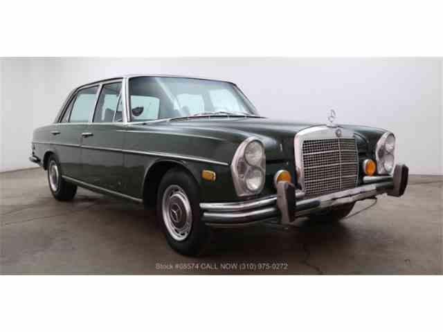1970 Mercedes-Benz 300SEL | 1006986