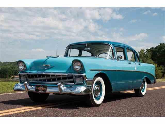 1956 Chevrolet 210 | 1000699