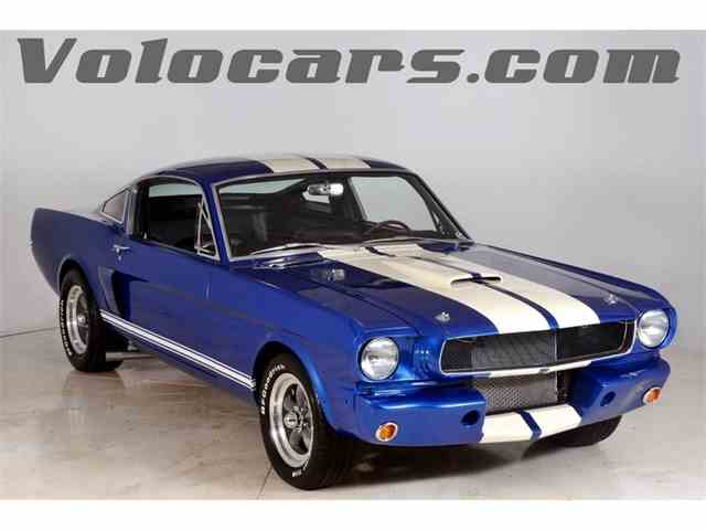 1966 Ford Mustang Shelby GT350 | 1006991