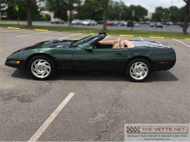 1995 Chevrolet Corvette | 1006999