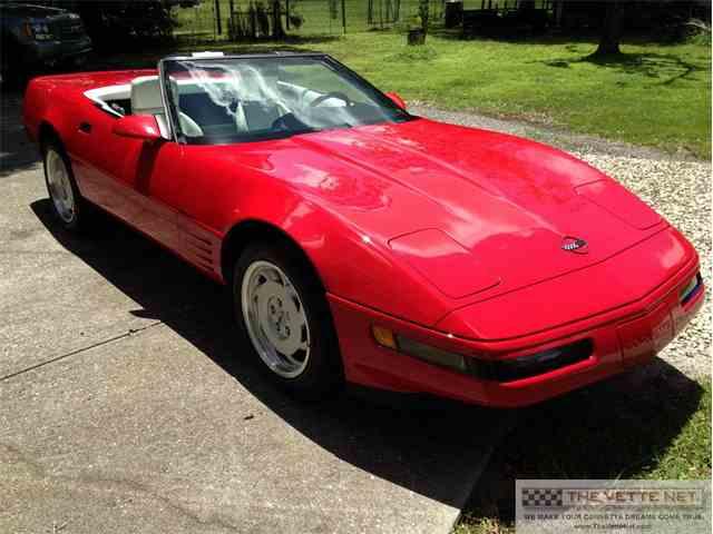 1992 Chevrolet Corvette | 1007003