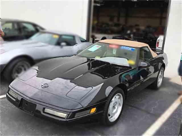 1992 Chevrolet Corvette | 1007006