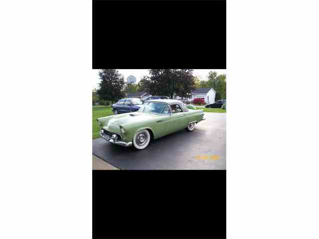 1956 Ford Thunderbird | 1007012