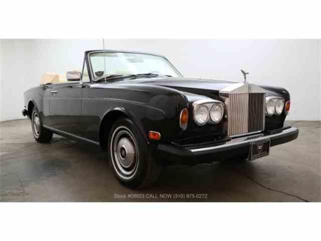 1981 Rolls-Royce Corniche | 1007016