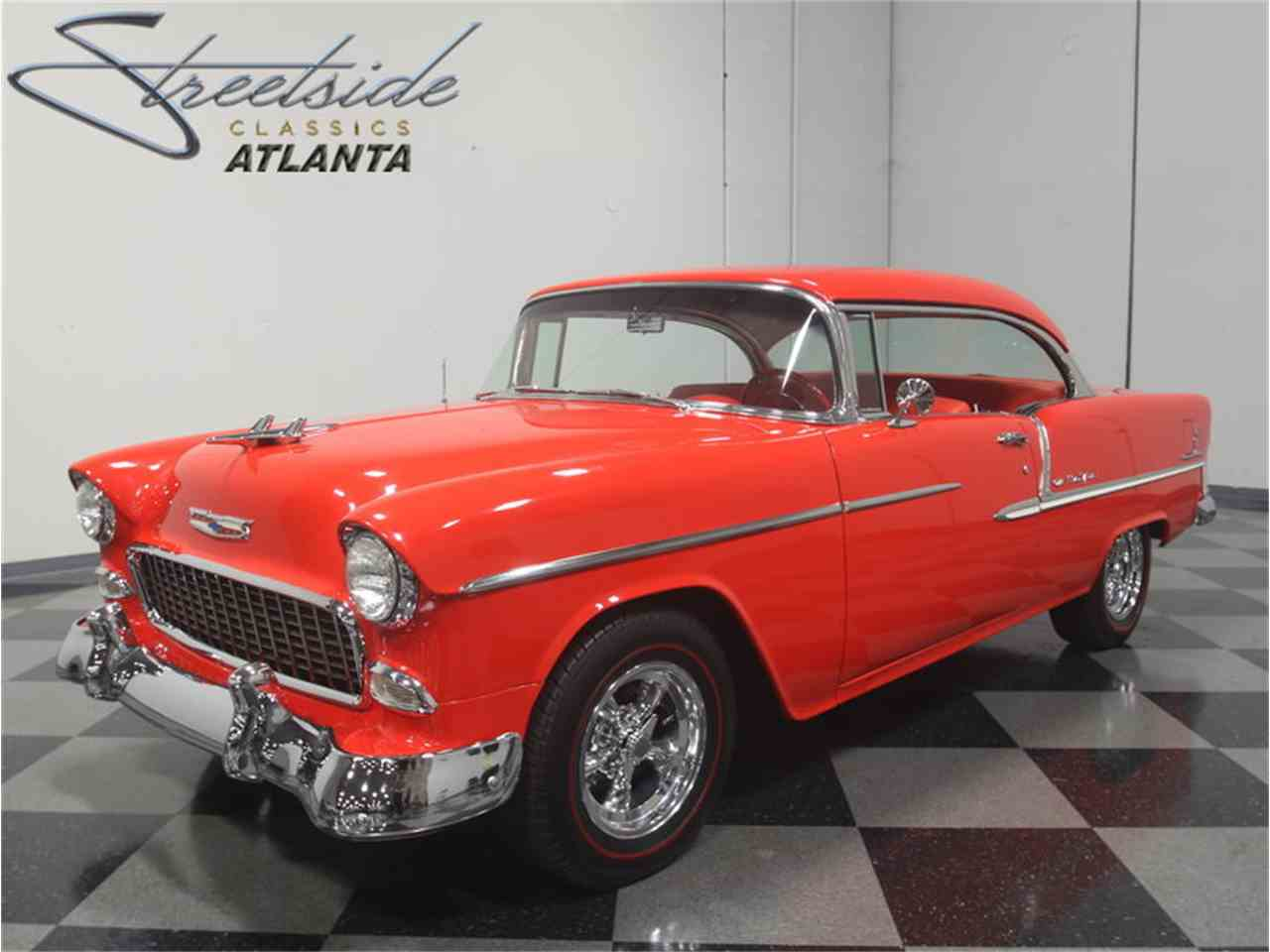 Chevrolet bel air hardtop for sale upcoming chevrolet - 1955 Chevrolet Bel Air For Sale Cc 1007019