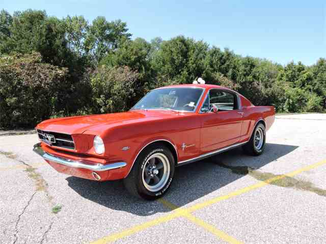 1965 Ford Mustang   1007023