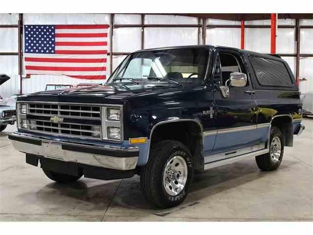 1987 Chevrolet Blazer | 1007032