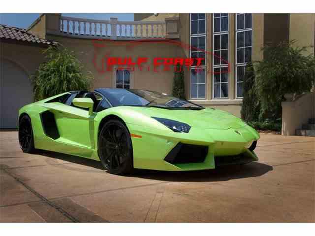 2015 Lamborghini Aventador | 1007049