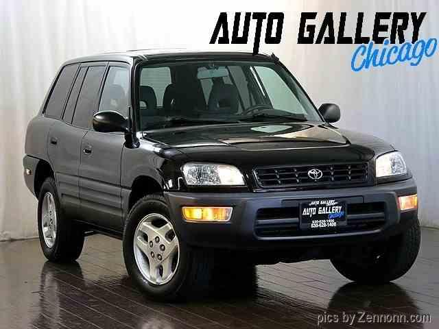 1999 Toyota Rav4 | 1000705