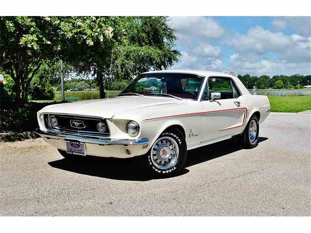 1968 Ford Mustang | 1007050