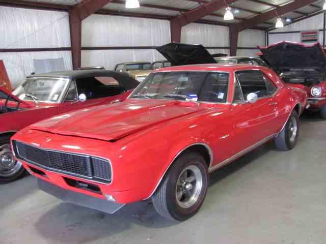 1967 Chevrolet Camaro | 1007051