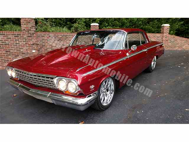 Picture of 1962 Chevrolet Impala SS located in Huntingtown Maryland - $39,900.00 Offered by Old Town Automobile - LL1R