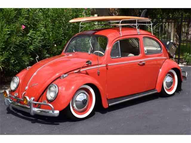 1960 Volkswagen Beetle | 1007060
