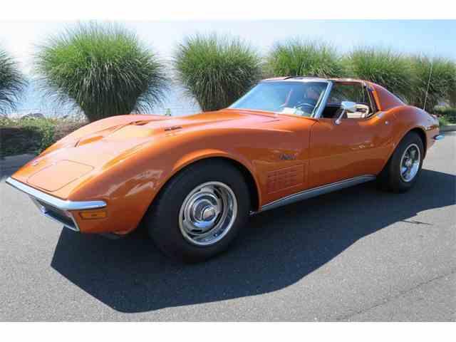 1972 Chevrolet Corvette | 1007064