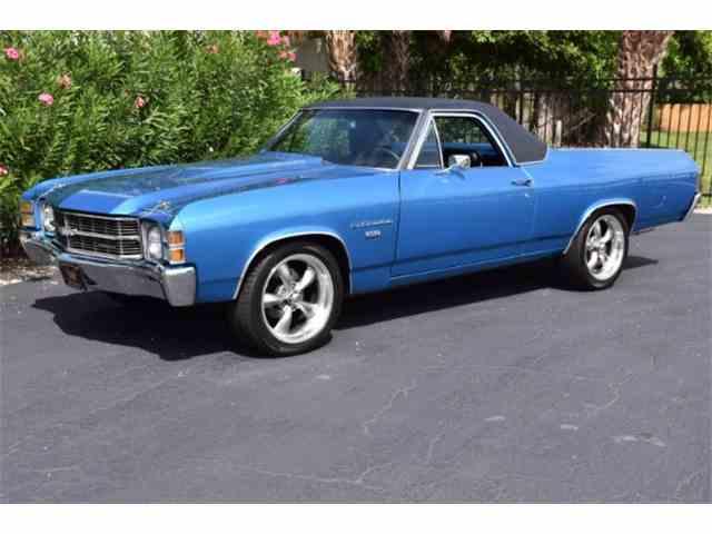 1971 Chevrolet El Camino | 1007067