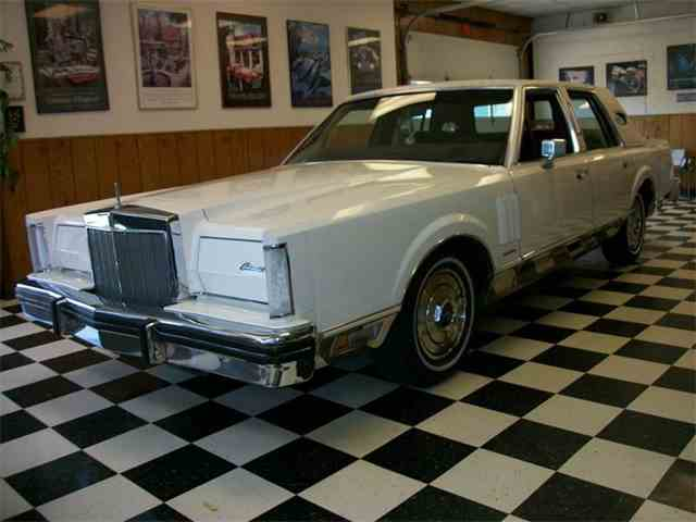 1983 Lincoln Continental Mark VI | 1007068