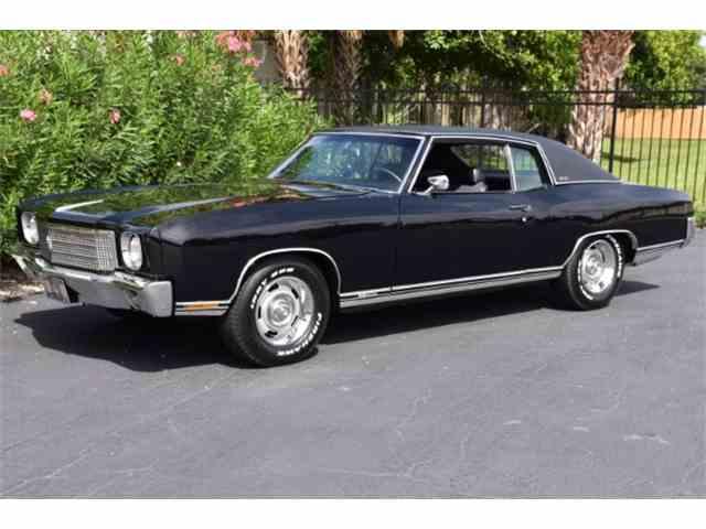 1970 Chevrolet Monte Carlo | 1007070