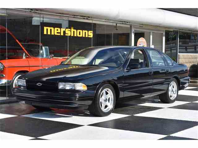 Picture of '96 Impala SS - LL2A