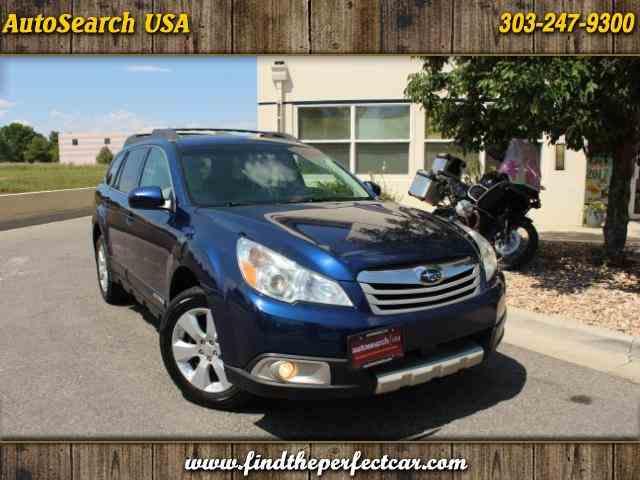 2010 Subaru Outback | 1007077