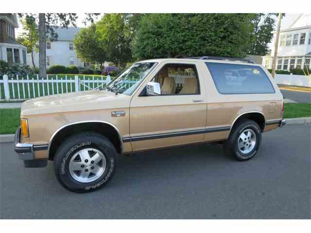 1986 Chevrolet Blazer | 1007078