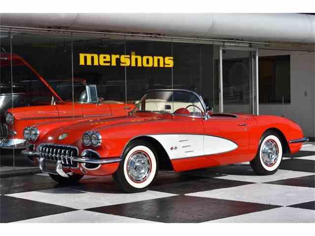 1959 Chevrolet Corvette | 1007082