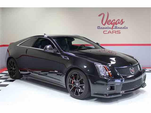 2014 Cadillac CTS-V | 1007083