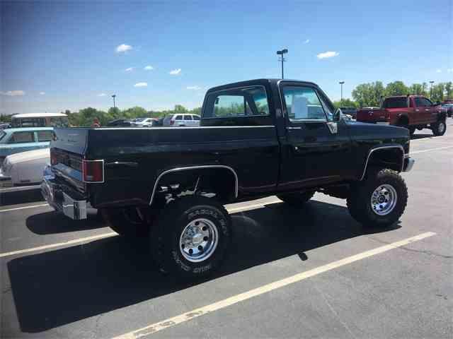 1985 Chevrolet 3/4 Pickup   1000071