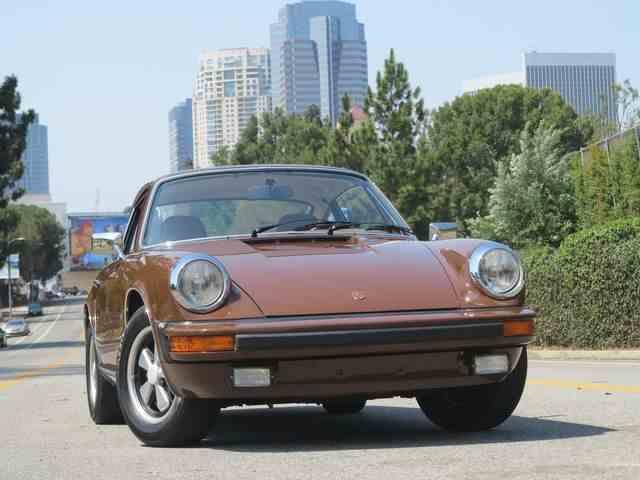 1975 Porsche 911 | 1007100