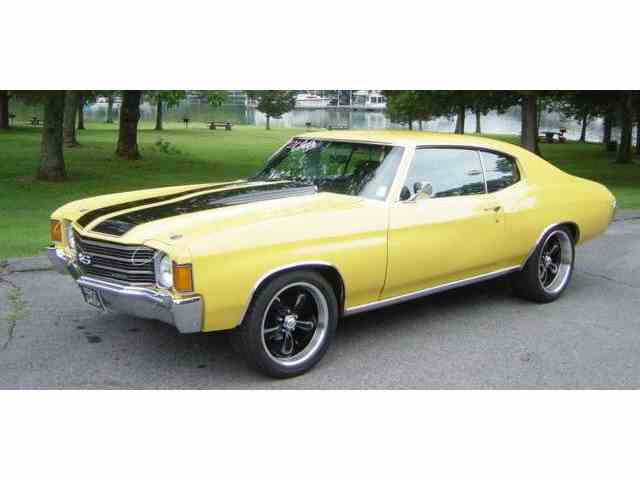 1972 Chevrolet Chevelle | 1007105