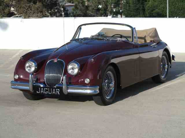 1958 Jaguar XK150 | 1007108