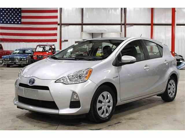 2012 Toyota Prius | 1007115