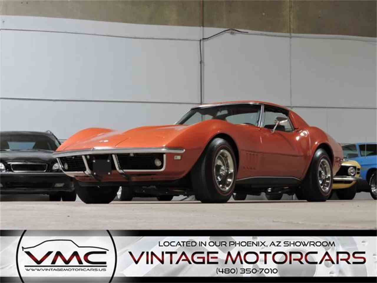 1968 Chevrolet Corvette For Sale Classiccars Com Cc