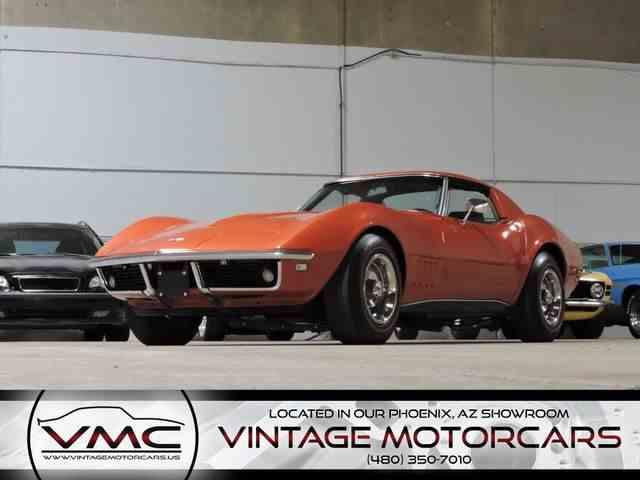 1968 Chevrolet Corvette | 1007119