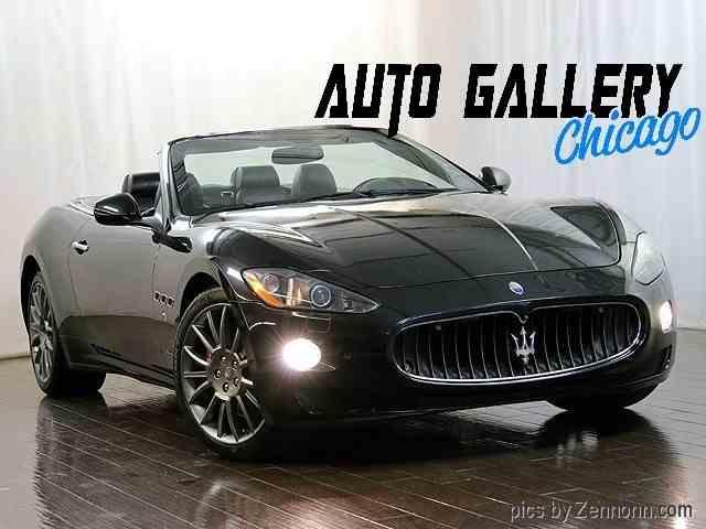 2010 Maserati GranTurismo Convertible | 1000713
