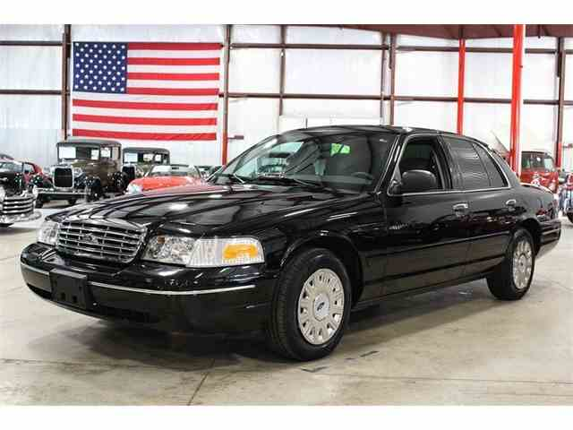 2005 Ford Crown Victoria | 1007131