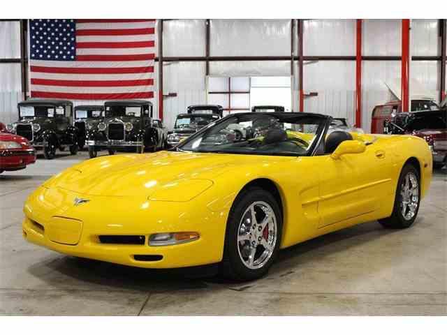 2003 Chevrolet Corvette | 1007132