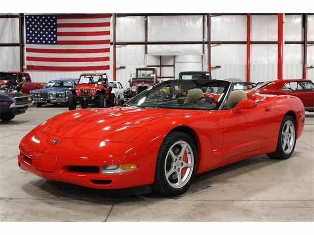 2000 Chevrolet Corvette | 1007137
