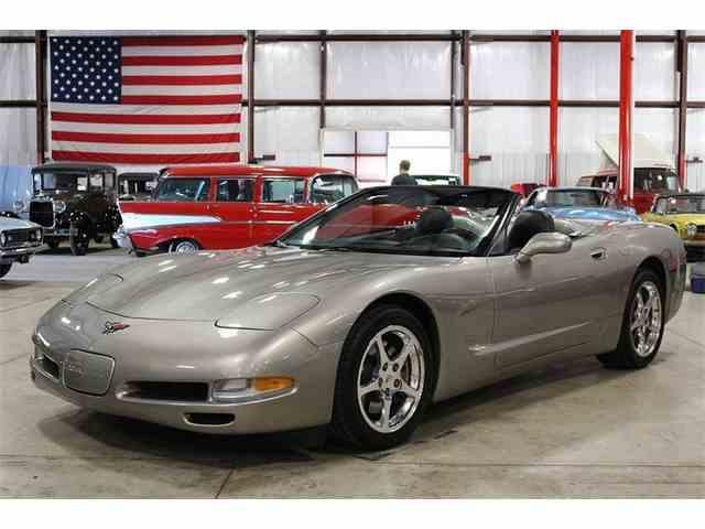 2001 Chevrolet Corvette   1007166