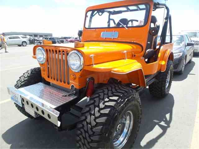 1947 Willys Jeep | 1007170
