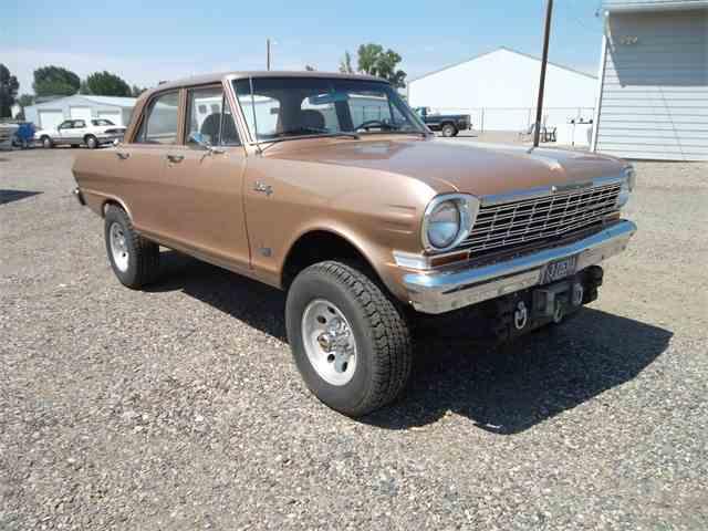 1964 Chevrolet Nova Custom 4x4 | 1007181