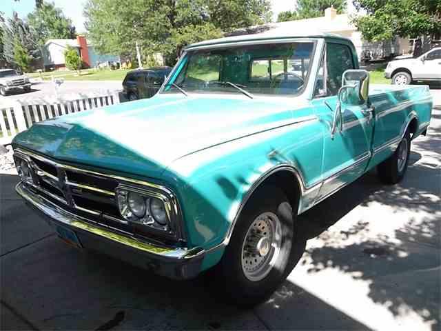 1967 GMC C2500 Pick Up | 1007186