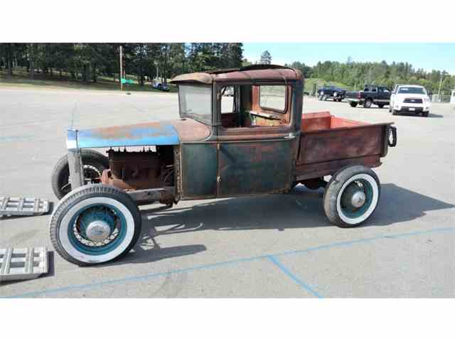 1930 Ford Model A   1007196