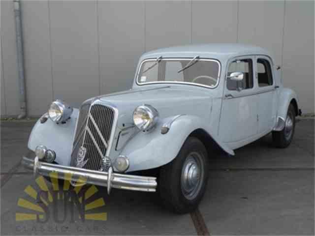 1951 Citroen Traction Avant | 1007198